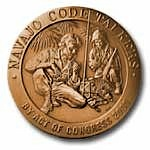 The Navajo Code Talkers Congressional Gold Medal