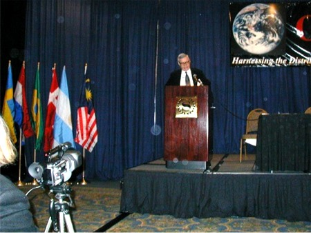 Mario Profaca's presentation at International IOP'06 Conference