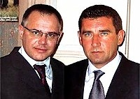 Ivo Pukanic and   