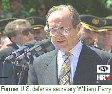 William Perry's speech (1)
