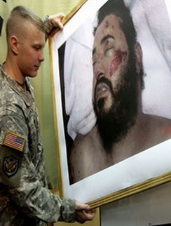 Al Zarqawi killed in U.S. airstrike